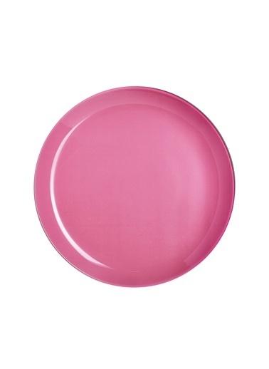 Arkcam Servis Tabağı Renkli